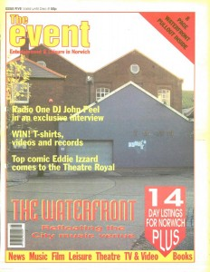 The Event - Issue 005 - 08/12/1993