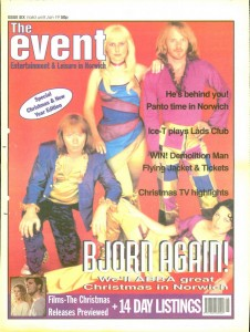 The Event - Issue 006 - 29/01/1994