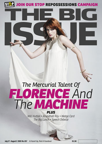 """""""The Big Issue has given me everything."""""""
