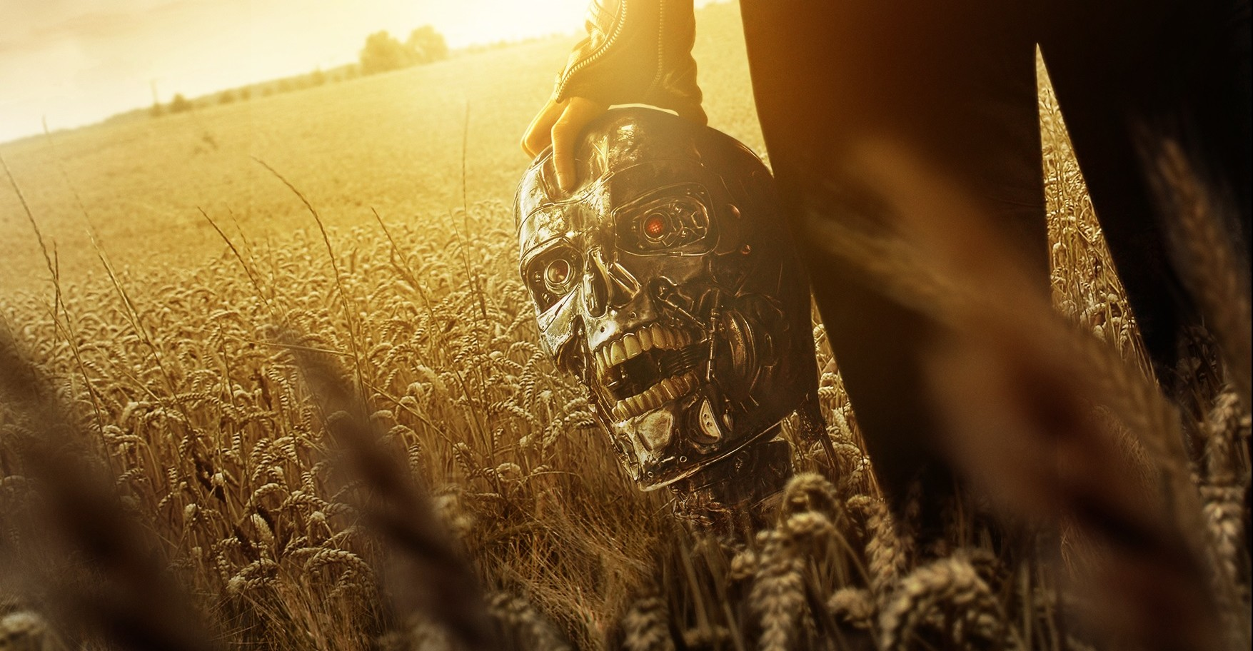 Terminator Genisys. Image courtesy of Skydance Productions