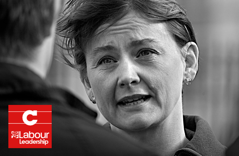 Yvette Cooper has struggled with finding a distinctive image during the campaign.