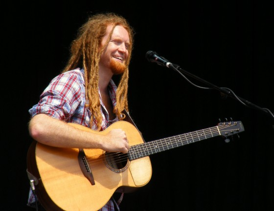 An Interview with Newton Faulkner