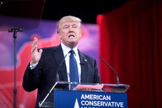 "Trump will not ""make America great again"""