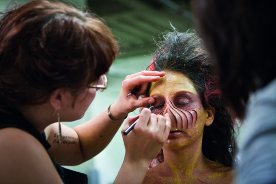 Costume Makeup Made Easy