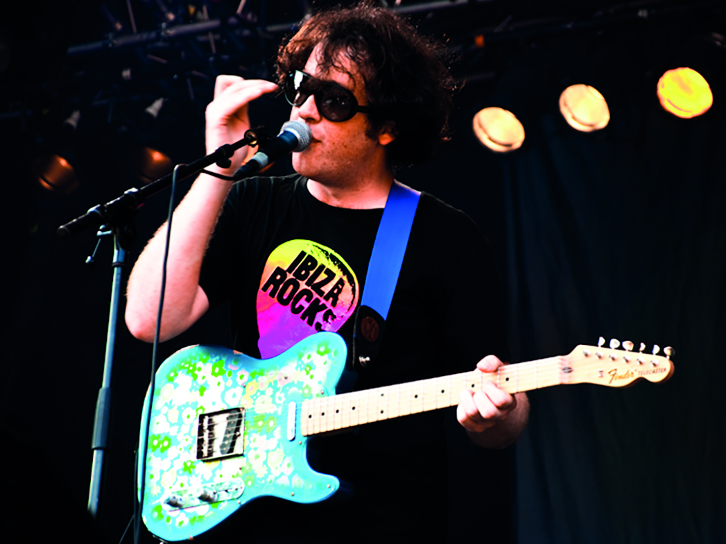 The Wombats played the LCR on the 25th September. Photo: Wikimedia, E.Birkedal