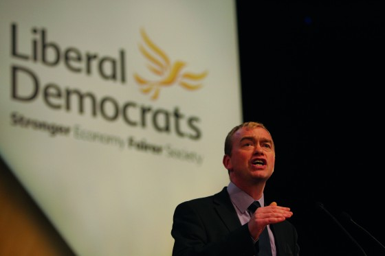 The Liberal Democrats are down, but they are not out