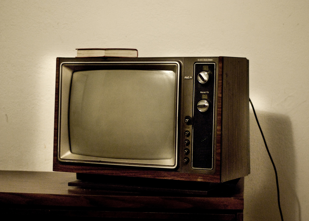 Retro TV. Photo: gothopotam, Flickr
