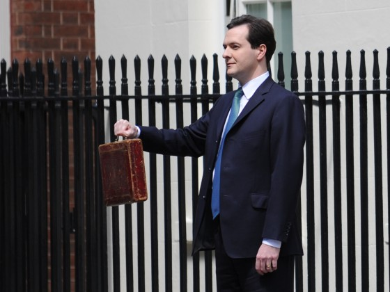 George Osborne has less experience than the average trainee