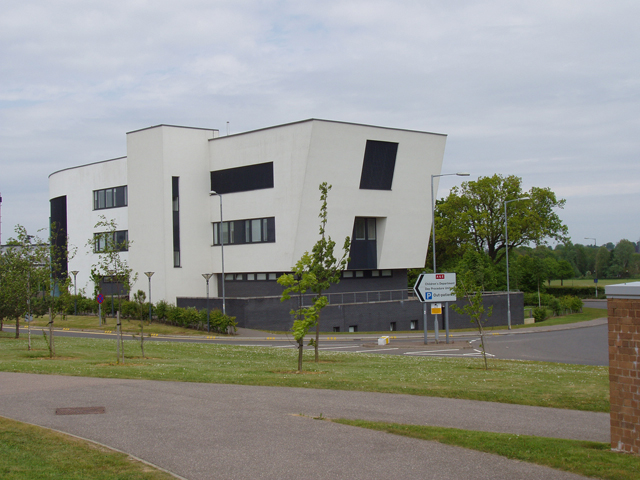 Edith Cavell Building at UEA. Photo: Geograph