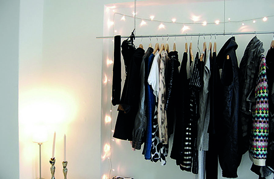 Clothes Rail. Photo: Flickr, Amelia Sommer