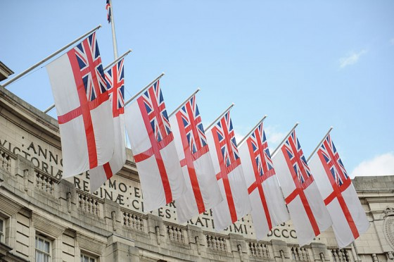 An English national anthem would proclaim what we stand for as a country
