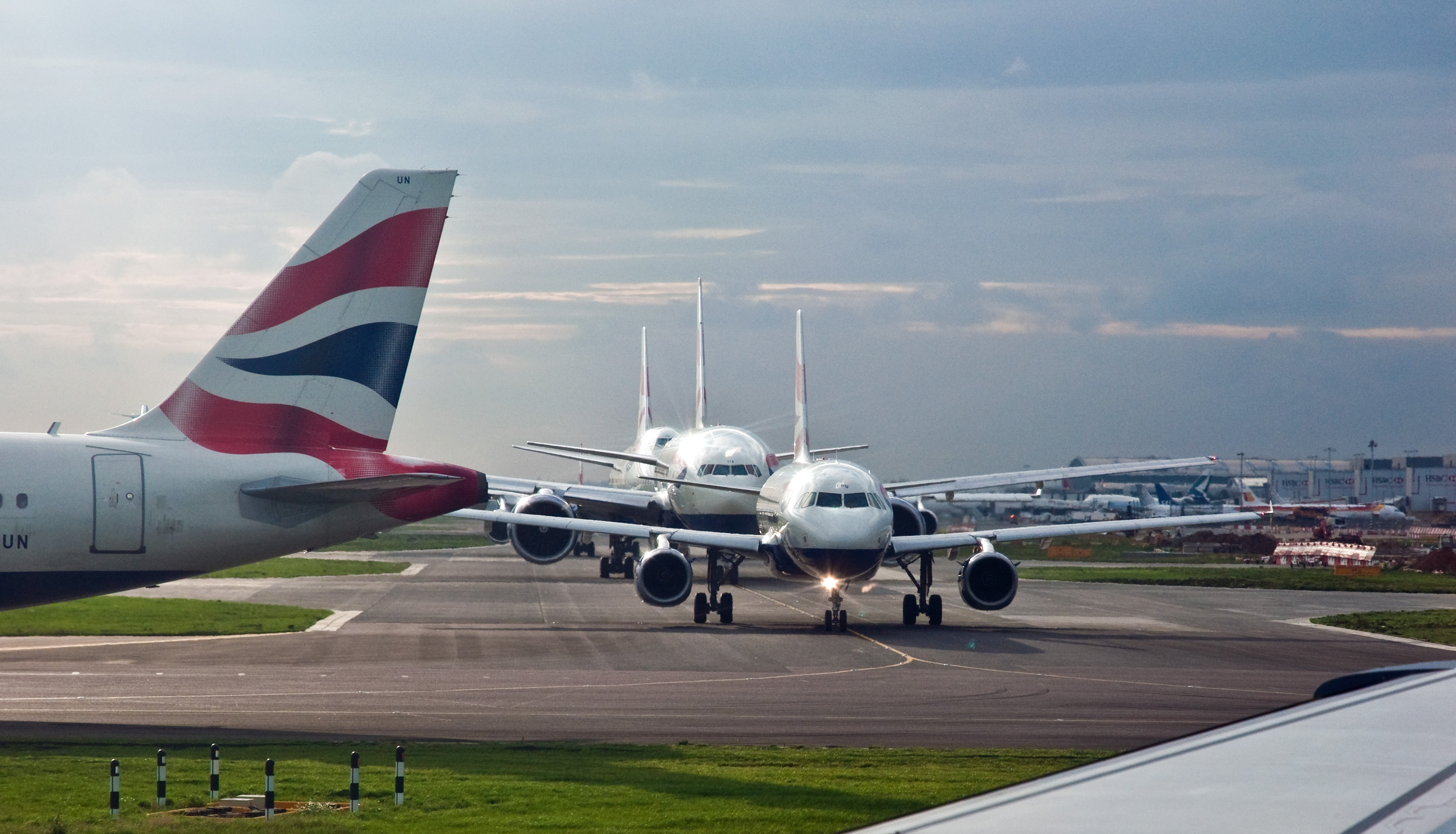Heathrow. Photo: Flickr, Phillip Capper