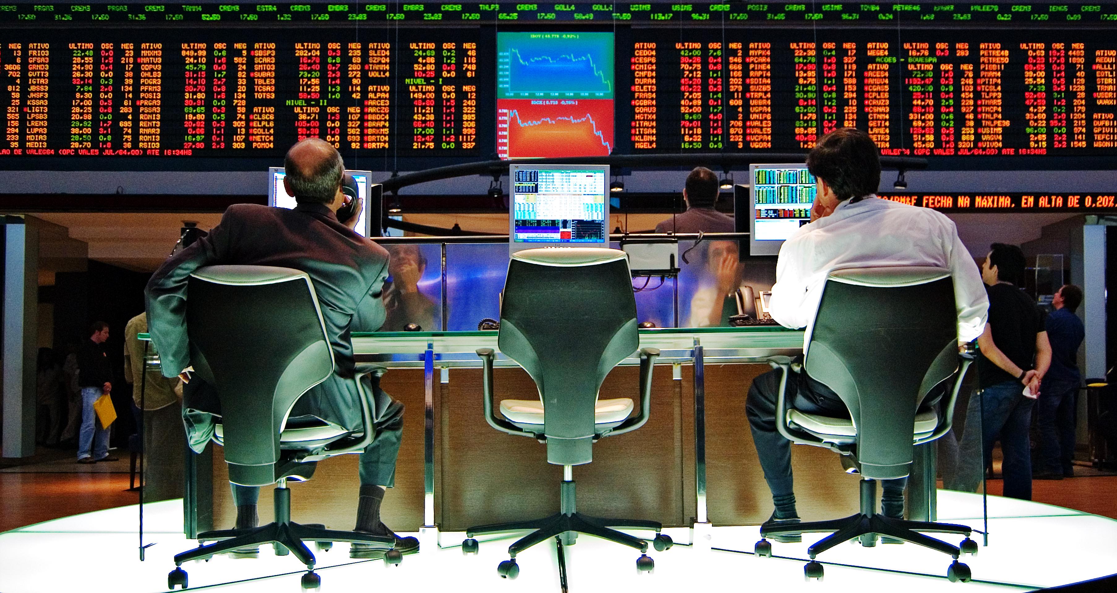 Stock Exchange. Photo: Flickr, Rafael Matsunaga