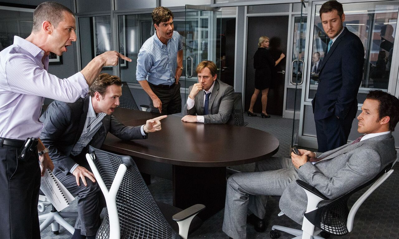 The Big Short. Photo: Jaap Buitendijk