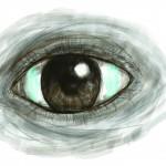 Creative absurdity eye. Illustration: Ana Dukakis for Concrete