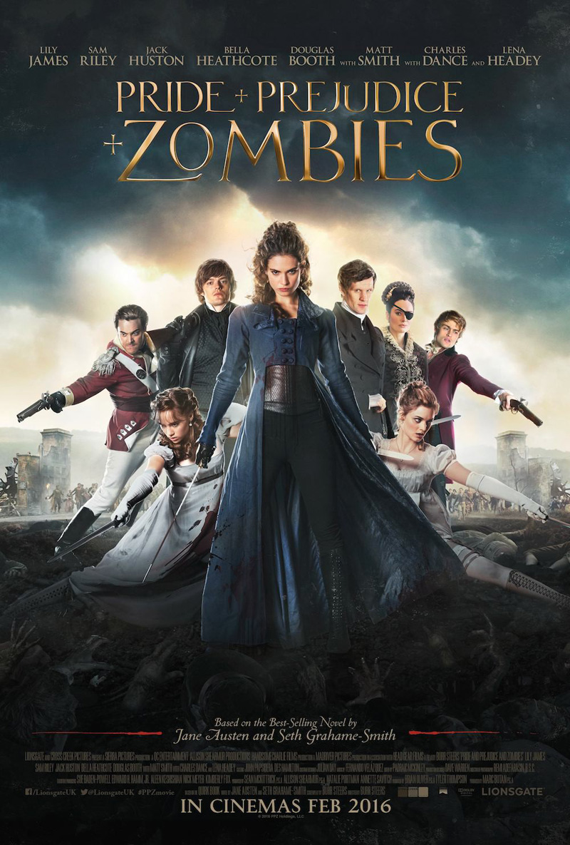 Pride and Prejudice and Zombies. Photo: Lionsgate