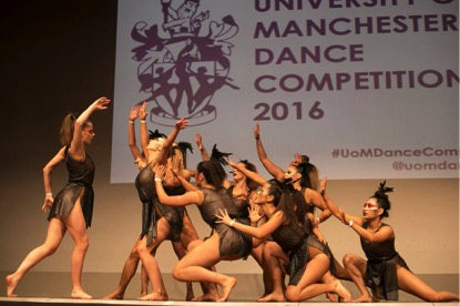 UEA Royal's Dance Society meets match in Manchester