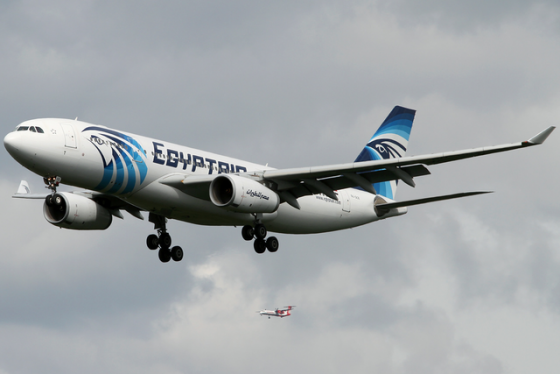 EgyptAir flight MS804 crashes after leaving Paris