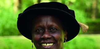 Esther Mujawayo, honorary UEA graduate