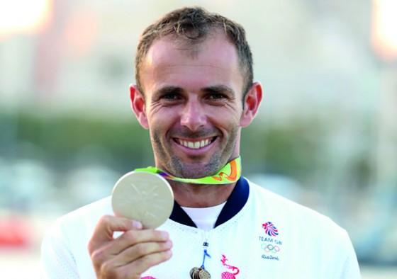 Norwich windsurfer makes Olympic history