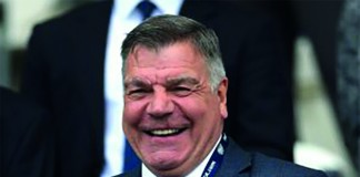 Sam Allardyce who left his England role Photo: Wikimedia, CFCUnofficial