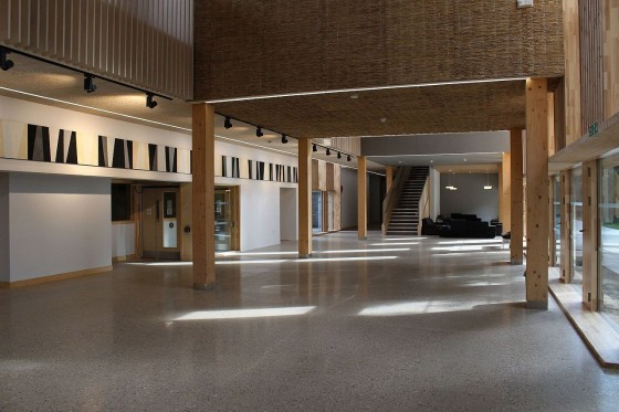 Enterprise Centre continues commitment to sustainability