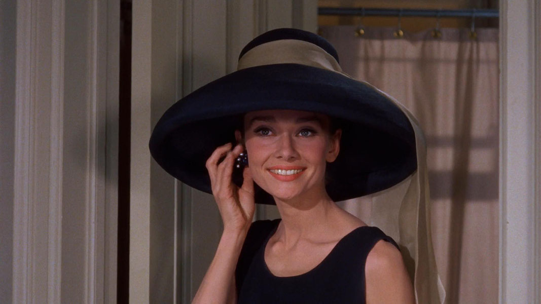 Audrey Hepburn in Breakfast at Tiffany's, Photo: wikipedia.org, trailer screenshot