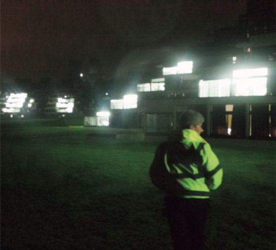 Concrete's night with UEA's security team