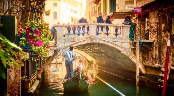Venice, Photo: Flickr, Moyan Brenn