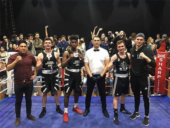 UEA deliver knockout blow: UEA 2 Essex 1
