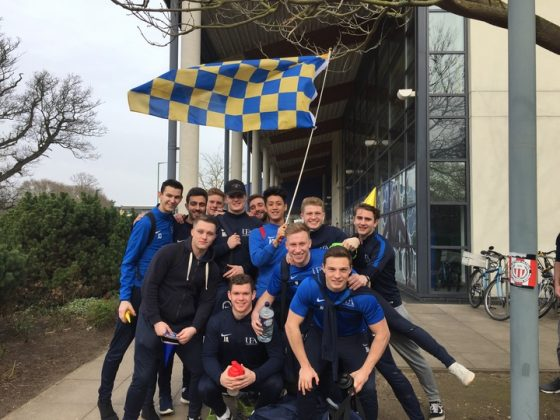 Essex headbutt mars UEA football success