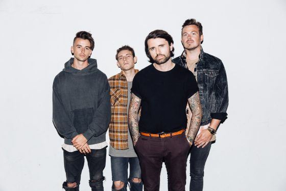 Lower Than Atlantis: 'You've gotta' evolve and adapt with the times'