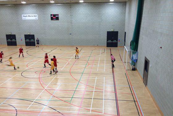 UEA win Futsal 3-1