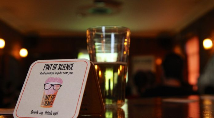 Pint of Science - Nathan Voller