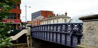 Foundry Bridge, Norwich. Photo: Peter Trimming