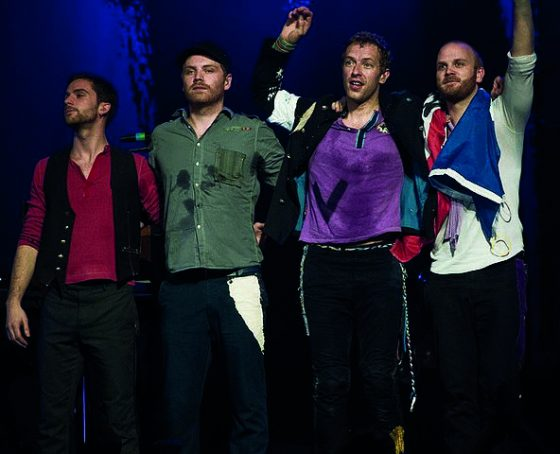 The LCR: From A-List to Coldplay