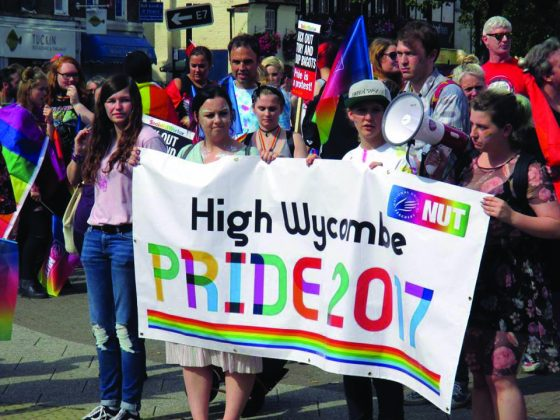 Student organises hometown's first Pride