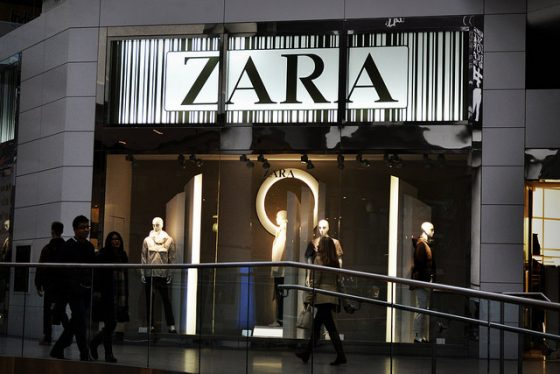 Zara's financial faux pas