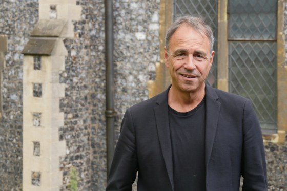 Noirwich Crime Writing Festival: Anthony Horowitz