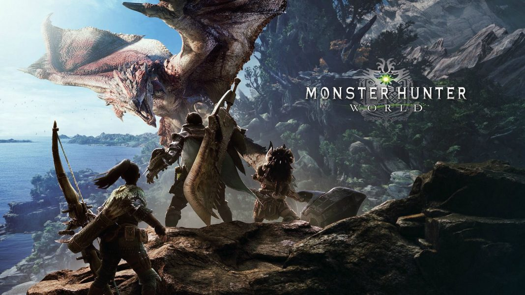 monster hunter world by bagogames on flickr