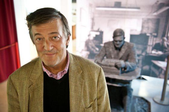 UEA Literary Festival: Stephen Fry