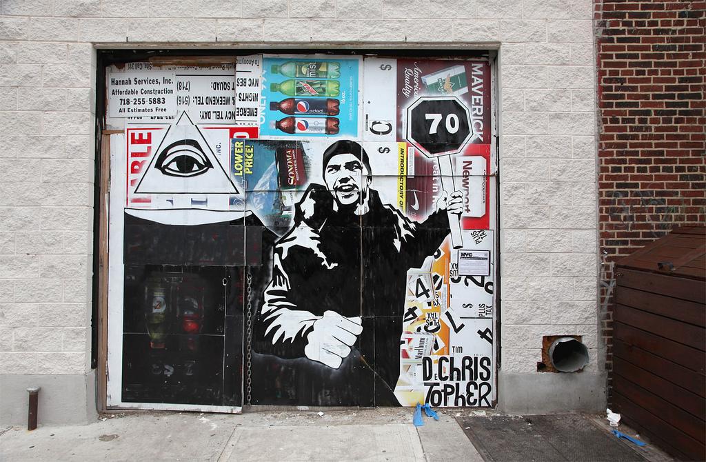 poster boy, bidder #70 on flickr
