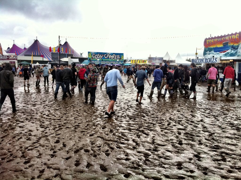 reading and leeds festival by David Martyn Hunt on flickr