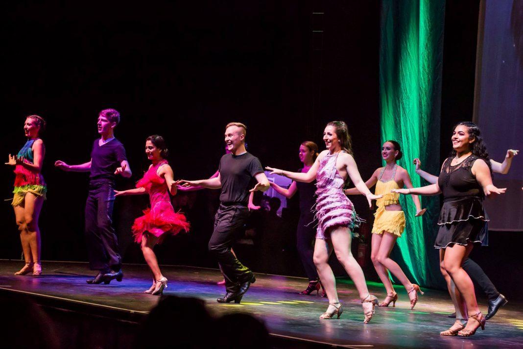 UEA strictly dancers by luke crass