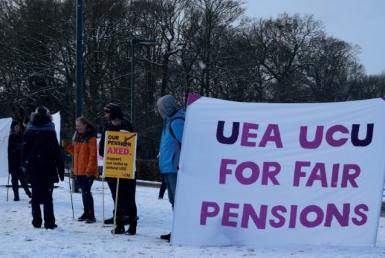 UEA is back to work, but what now?