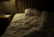 messy bed by hannah on flickr
