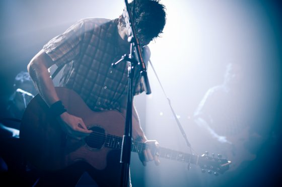 Venue catches up with Frank Turner