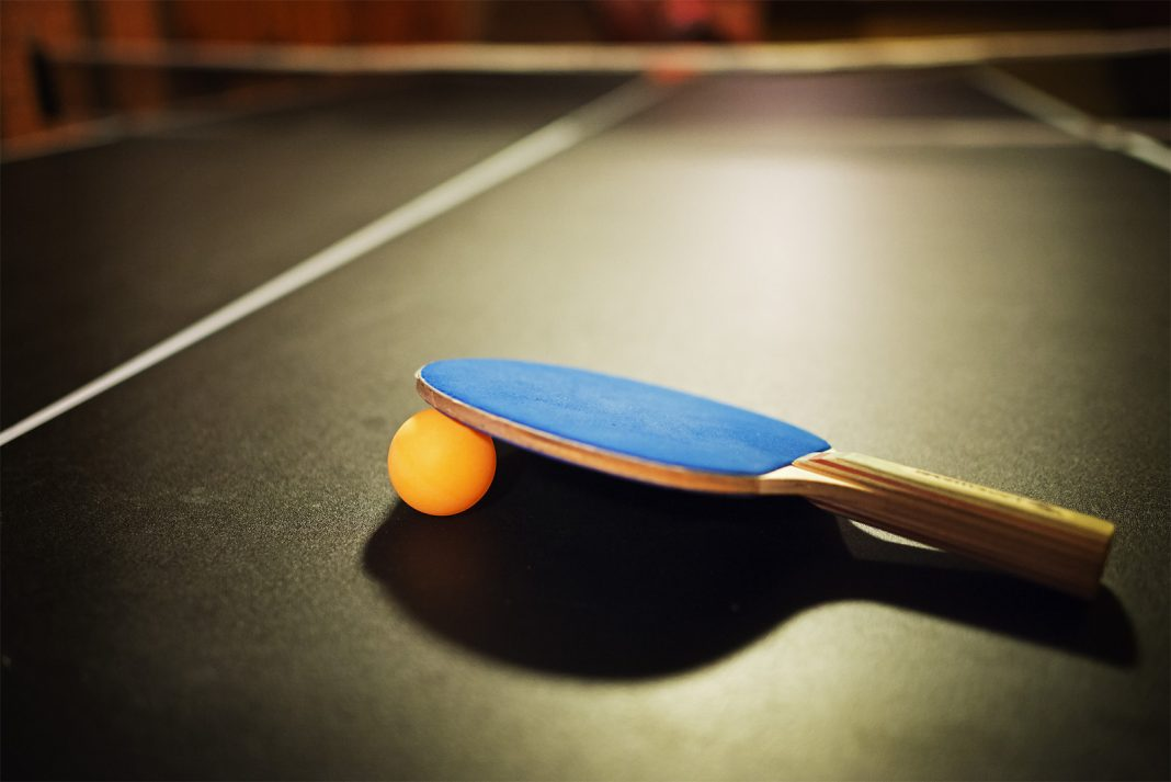 table tennis ping pong by Dustin Gaffke on flickr
