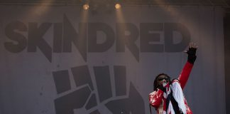 Skindred, wikimedia commons