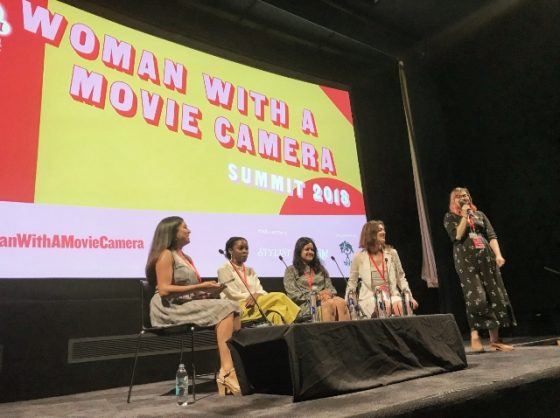 A Feminist Day Out at the BFI | Woman with a Movie Camera Summit 2018
